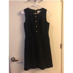 Kate Spade Sparkle Tweed Dress NWOT